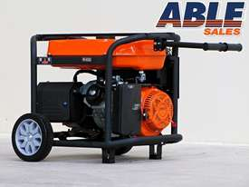 6.5 kVA 240 volt Trade Spec Petrol Generator - picture5' - Click to enlarge