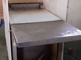 Meat Guillotine - picture2' - Click to enlarge