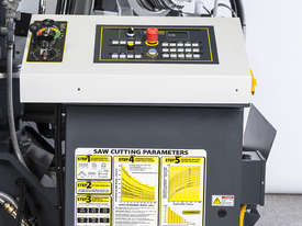 Hydmech S23-P Semi-Automatic Horizontal Pivot Bandsaw - picture2' - Click to enlarge