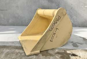 UNUSED 600MM DIGGING BUCKET TO SUIT 2-4T EXCAVATOR E001
