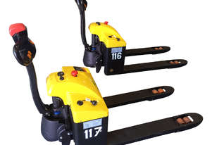 Liftstar 1.5T Electric Pallet Mover HIRE from $155pw + GST