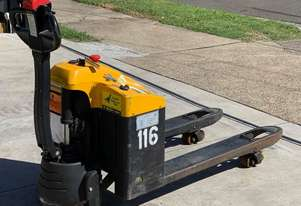 Liftstar 1.5T Electric Pallet Mover HIRE from $140pw + GST