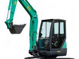 40VX3 IHI Mini Excavator - picture0' - Click to enlarge