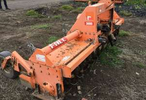 Falc F 3000 Rotary Hoe Tillage Equip
