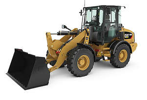 CATERPILLAR 908K  WHEEL LOADERS