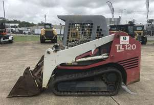 Takeuchi TL120 Skid Steer Loader