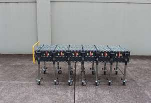 Expendable Roller Conveyor