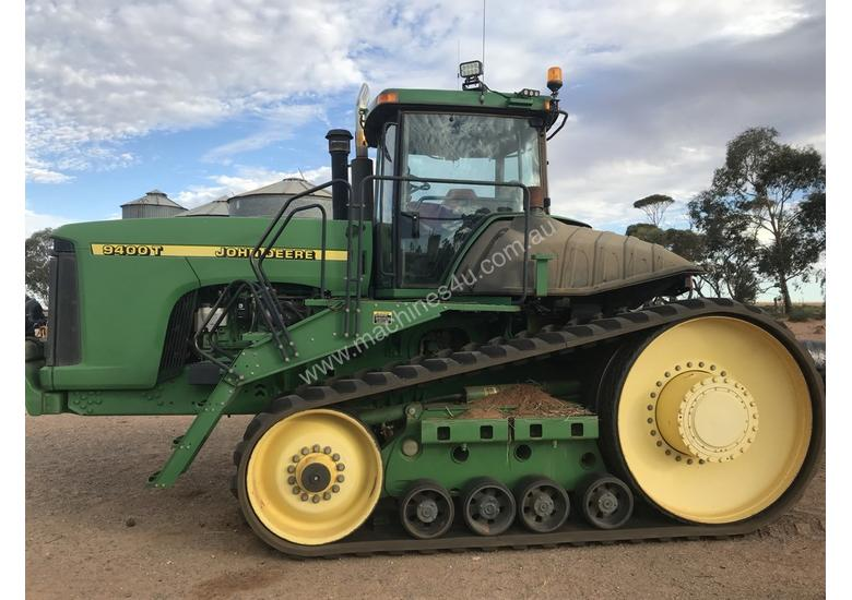 Used John Deere 9400T Track Tractor in , - Listed on Machines4u