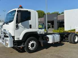 2008 ISUZU FVR 1000 Cab Chassis   - picture0' - Click to enlarge