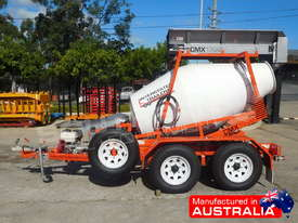 Concrete Mixer Interstate Trailers CMX1300 Mini Mixer ATTMIX - picture2' - Click to enlarge