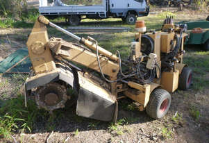 Webtrac KHD Deutz  Stump Grinder Forestry Equipment