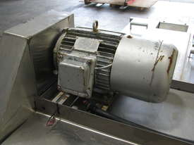 Commercial Stainless Steel Food Shredder Cutter - picture6' - Click to enlarge