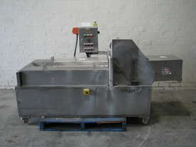 Commercial Stainless Steel Paper Shredder Cutter - picture0' - Click to enlarge
