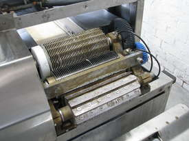 Commercial Stainless Steel Paper Shredder Cutter - picture3' - Click to enlarge