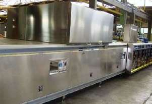 Hybrid Oven (Direct and Impingement Combo)