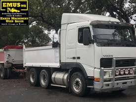 2002 Volvo FH-16 Tandem Tipper & Dog Trailer.  TS455 - picture0' - Click to enlarge