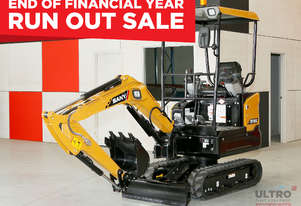 Sany SY16C 1.6T Mini Excavator - ON SALE