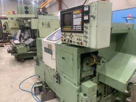 OKUMA LB15 CNC LATHE - picture0' - Click to enlarge