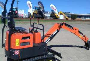LOVOL 1T Mini Excavator - WAS $14600inc. NOW $13200inc.!