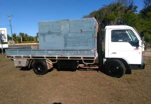 1995 Ford Trader 0409 Series Light Tray truck, Has RWC