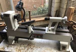 Wood lathe electronic variable speed