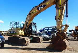 2012 Caterpillar 336DL Excavator