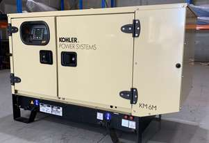 KOHLER KM6M 5.5kVA Diesel Generator Water Cooled | Single Phase | 4 Off Grid Solar