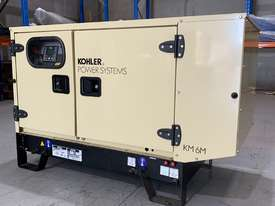 KOHLER KM6M 5.5kVA Diesel Generator Water Cooled | Single Phase | 4 Off Grid Solar - picture0' - Click to enlarge
