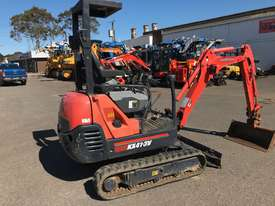 Used Kubota KX41-3V - picture0' - Click to enlarge
