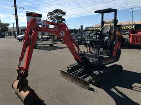 Used Kubota KX41-3V - picture2' - Click to enlarge