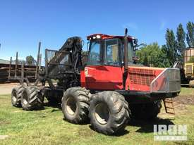 2007 Valmet 890-3 Log Forwarder - picture1' - Click to enlarge