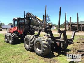 2007 Valmet 890-3 Log Forwarder - picture2' - Click to enlarge