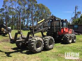2007 Valmet 890-3 Log Forwarder - picture3' - Click to enlarge