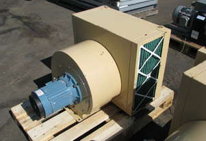 Centrifugal Blower Fan with Filter Box - 2.2kW