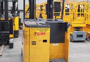 Tcm Stand on   Reach Truck