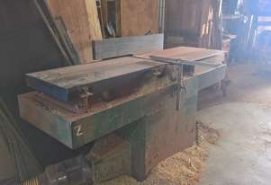 Surface Planer Jointer