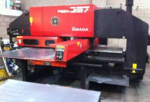 Used Amada Pega 357 44 Station 2 AI