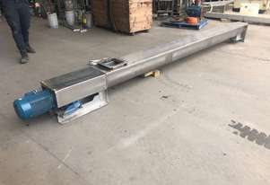 Fam SS Screw Conveyor