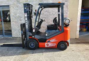 Heli 1.8T countainer entry forklift