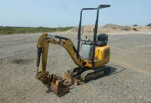 Caterpillar 2012 CAT 300.9D Rubber Tracks