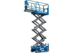 Genie 1932 - Narrow electric scissor lift