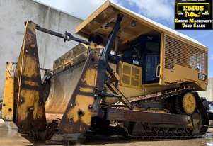 2011 Cat D6R Dozer, Rippers & Rake. E.M.U.S. MS605