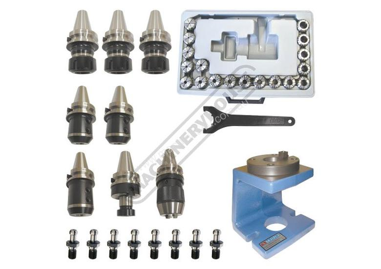 M907T Mill Starter Tooling Package Deal Suits Optimum F150 & F210
