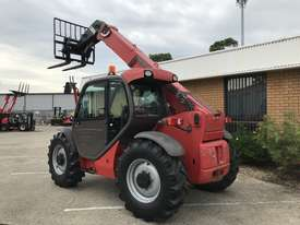 Manitou MT732 Telehandler - picture1' - Click to enlarge