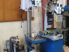 Geared Head Pedestal Drill - GHD 30V - picture0' - Click to enlarge