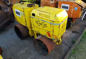 2006 Wacker RT820 Remote Control Articulated Trench Roller *CONDITIONS APPLY*
