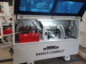 EX SHOWROOM RHINO R4000S COMPACT EDGE BANDER AVAILABLE NOW - picture0' - Click to enlarge