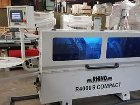 EX SHOWROOM RHINO R4000S COMPACT EDGE BANDER AVAILABLE NOW - picture3' - Click to enlarge