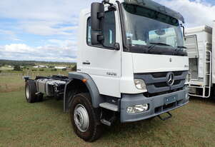 2014 Mercedes-Benz Atego 1626 Cab Chassis Truck