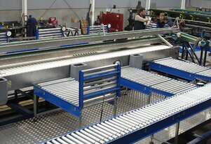 Wyma Roller Conveyors & Elevators - Robust Design